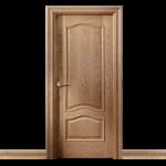 puerta provenzal roble
